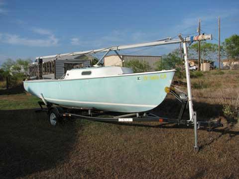 Gulf Coast, 20 sailboat