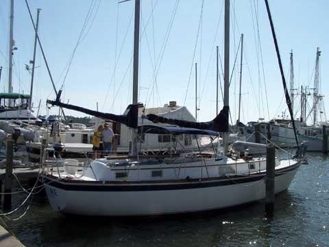 Gulfstar 41 sailboat