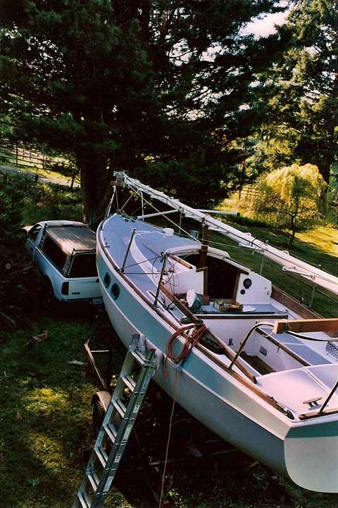 Haida 26, 1977 sailboat