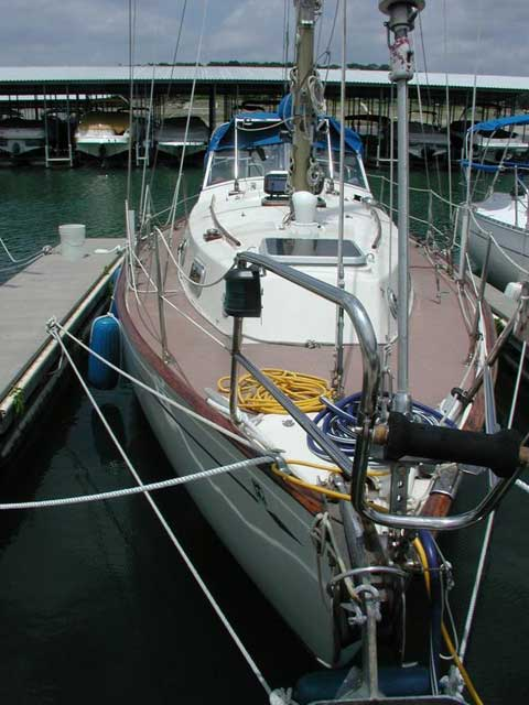 Hallberg Rassy  31  1975  Austin  Texas Sailboat For Sale