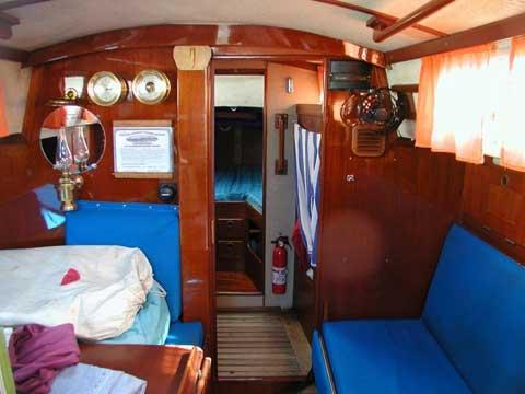 Hallberg Rassy, 31, 1975 sailboat