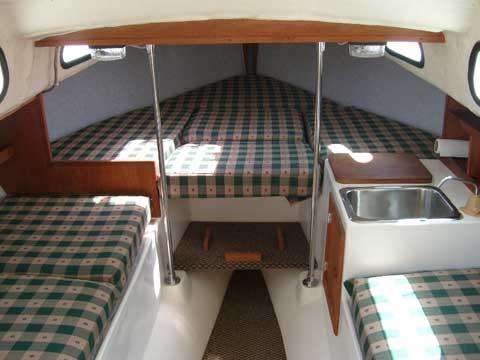 Halman 20, 1982 sailboat