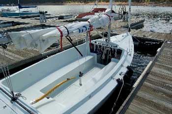 Harbor 20 Sailboat