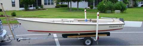 Boston Whaler Harpoon 4.6, 1979 sailboat