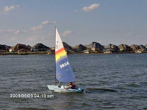 Hobie Holder 12, 1986 sailboat