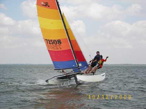 Hobie 16, 1997 sailboat