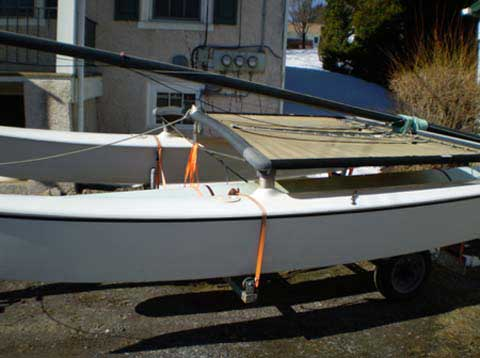 Hobie 16, 1979 sailboat