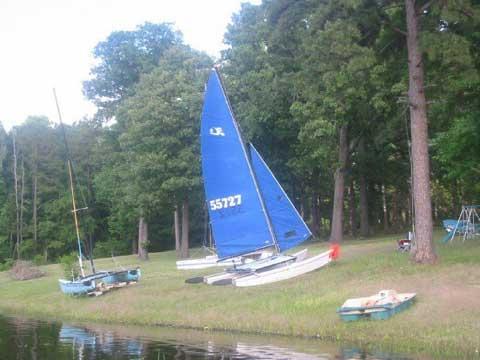 Hobie 16, 1984 sailboat