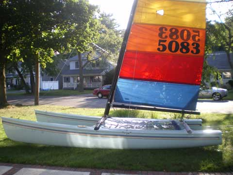 Hobie Cat 18, 1981, Long Island, New York sailboat for sale