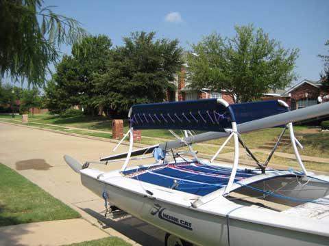 Hobie Cat 18, 1980 sailboat