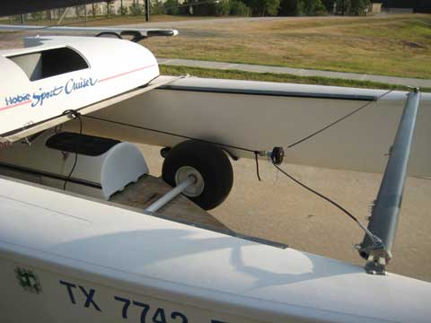 Hobie 21 Sport Cruiser sailboat