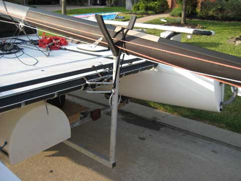 Hobie 21 Sport Cruiser sailboat