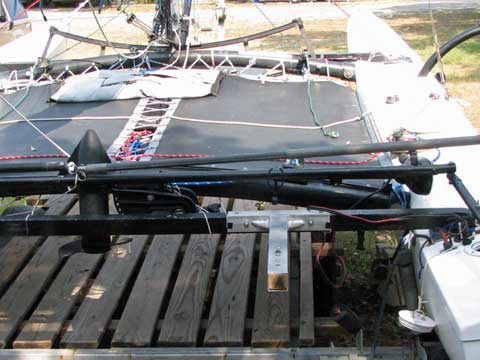 Hobie 21 SE, 1988 sailboat