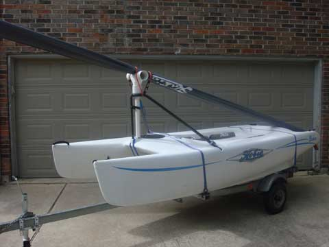Hobie Bravo, 2005 sailboat