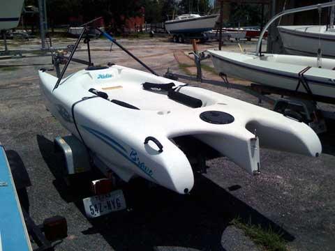 Hobie Bravo, 12', 2008 sailboat