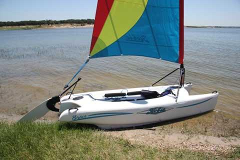 Hobie Bravo, 2009 sailboat