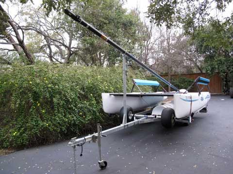 Hobie Getaway, 2007 sailboat