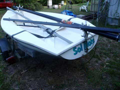 Hobie One, 1990 sailboat