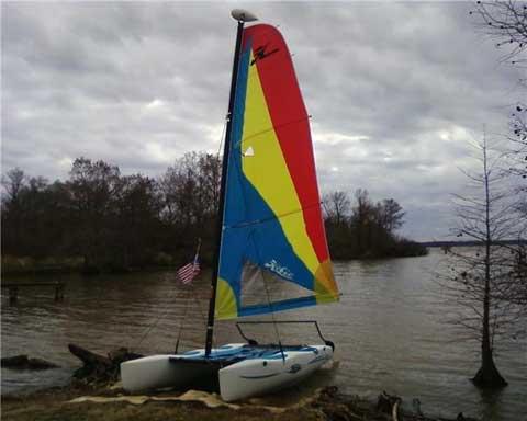 Hobie Wave, 2008 sailboat