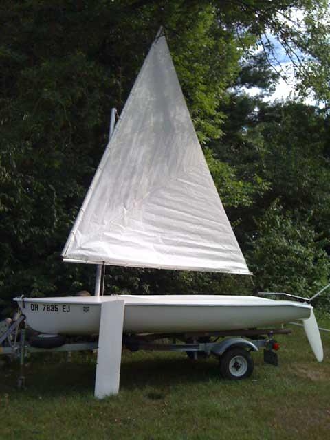 Holder 12, 1983 sailboat