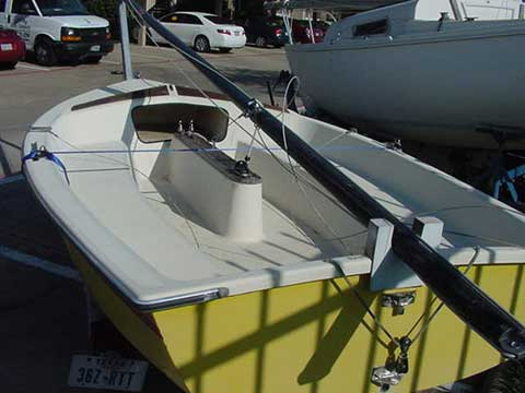 Hobie Holder 14 sailboat
