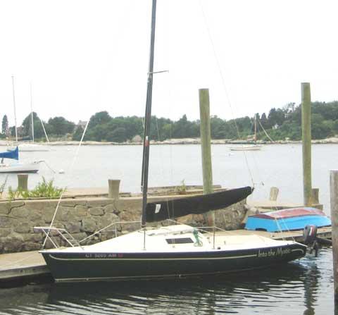 Holder 20 sailboat for sale