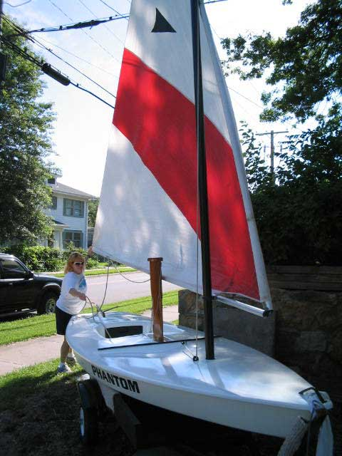 Howmar Phantom, 14ft., 1978 sailboat