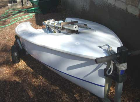 Hunter Excite 10 sailboat