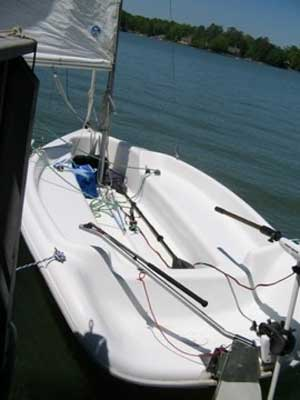 Hunter 146, 2006 sailboat