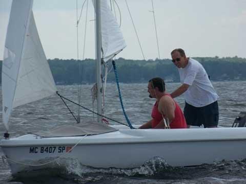 Hunter 170, 2005 sailboat