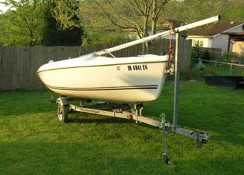 Hunter 170, 1999 sailboat