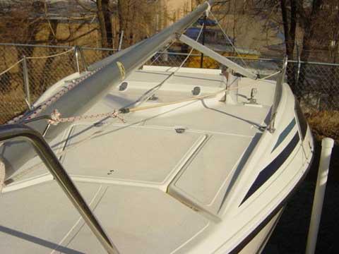 Hunter 19,  sailboat