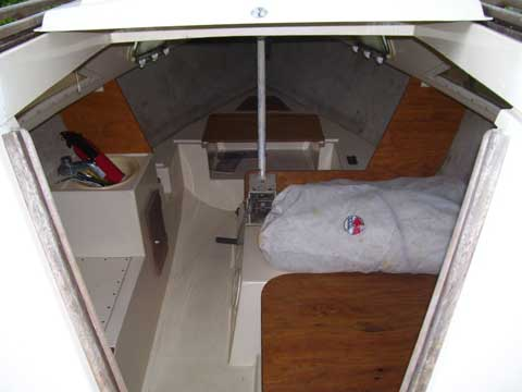 Boat Trailer Wiring >> Hunter 20 sailboat for sale
