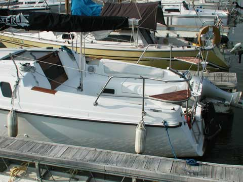 Hunter 23 5 Sailboat For Sale