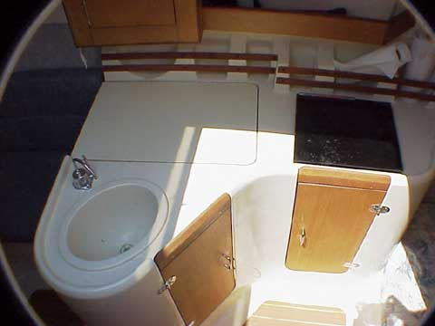 Hunter 260 1999 Lewisville Texas Sailboat For Sale