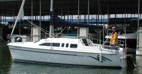 Hunter 26 Sailboat For Sale
