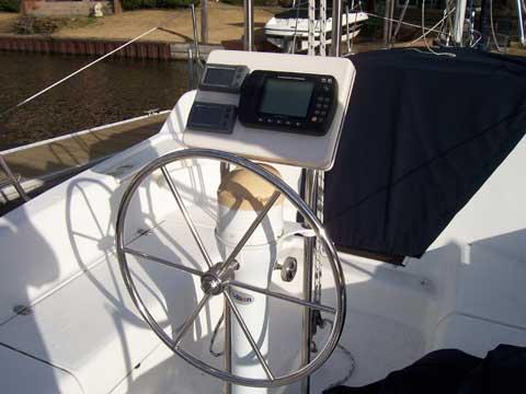 Hunter 270 sailboat