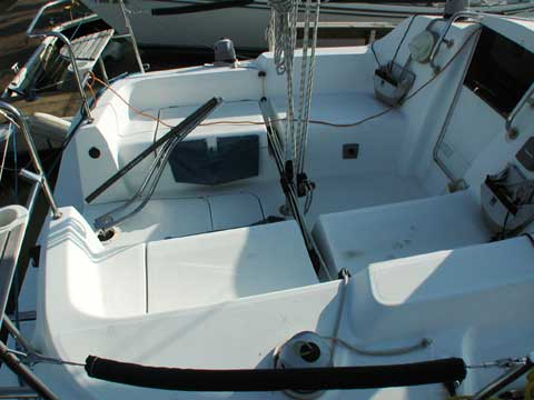 Hunter 27X, 2008 sailboat