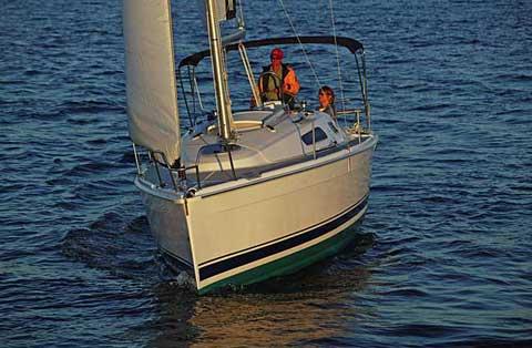 Hunter 27, 2005sailboat