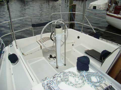 Hunter 28 Sailboat For Sale
