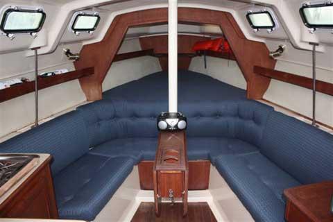 Hunter 28 1990 Kemah Texas Sailboat For Sale