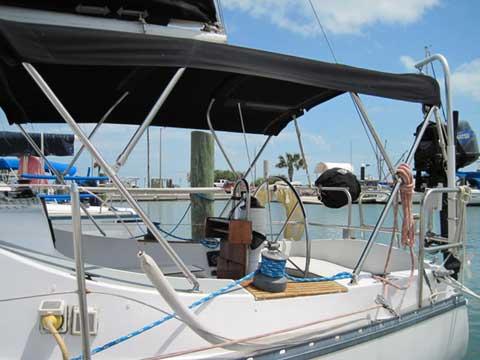 Hunter 30 Cherubini Sloop, 1981 sailboat