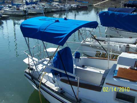 Hunter 33 1982 Lake Travis Austin Texas Sailboat For Sale