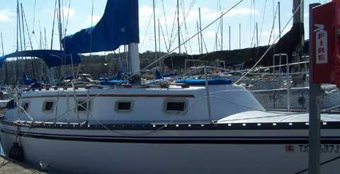 Hunter 33, 1982, Lake Travis, Austin, Texas sailboat for sale