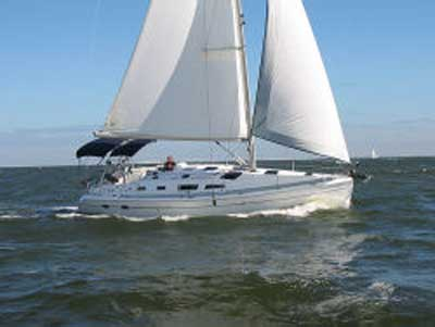 Hunter 41 DS, New, 2009 sailboat