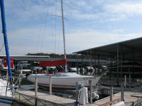 Impulse 21, 1990 sailboat