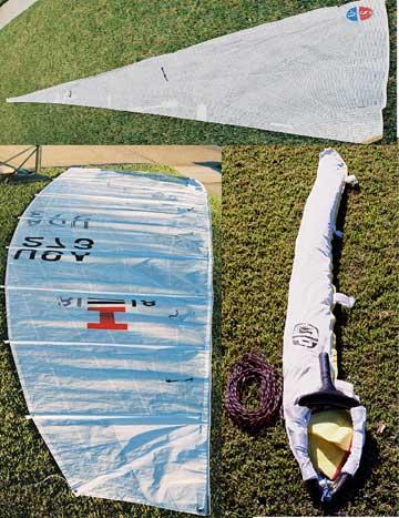 2000 Inter 18 (Nacra) sailboat