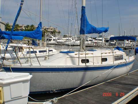 Irwin Citation 30 Yacht Sailboat For Sale