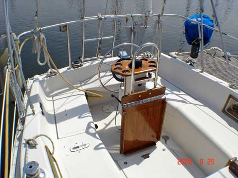 Stanchions For Sale >> Irwin Citation 30 yacht sailboat for sale
