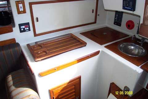 Irwin 32 sailboat